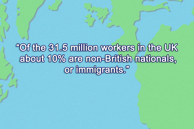 What should Britain's post-Brexit Immigration policy look like?