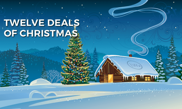 Twelve Deals of Christmas 2019