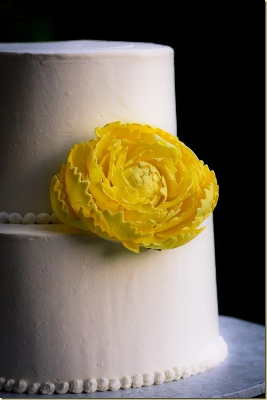 How To Make Fondant Peony Flower Let The Baking Begin