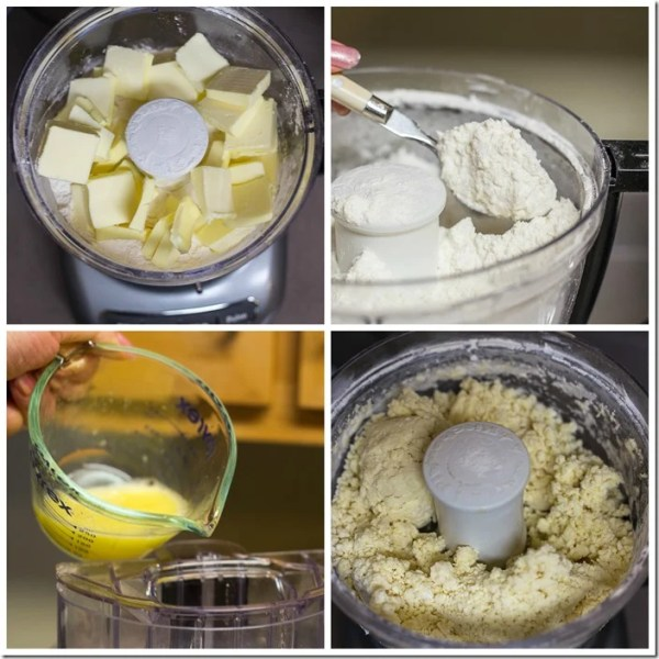How to make homemade crispy puff pastry cake batter.