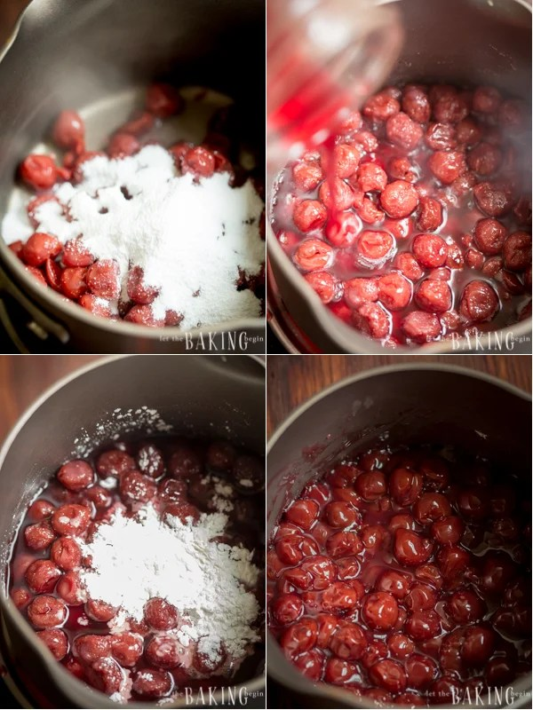 Mini Cherry Pies | Let the Baking Begin!