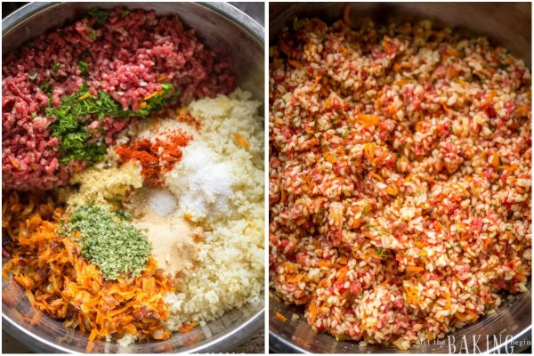 Unstuffed Cabbage Roll stuffing is made with the perfect ratio of beef and rice, so when baked it is fluffy and delicious, not dense and unappealing.