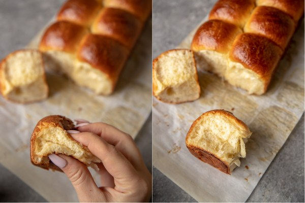 Brioche Buns are tenderly soft and rich with buttery taste. They make great dinner bread, or a treat with your tea or coffee.