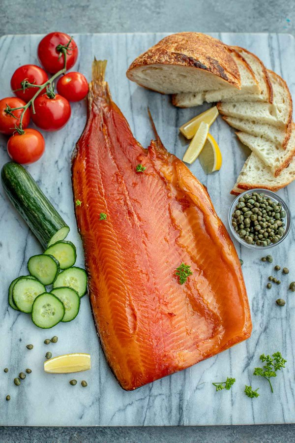 cold smoked salmon recipe  let the baking begin