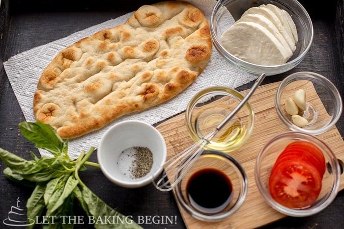 Easy recipes using flat bread