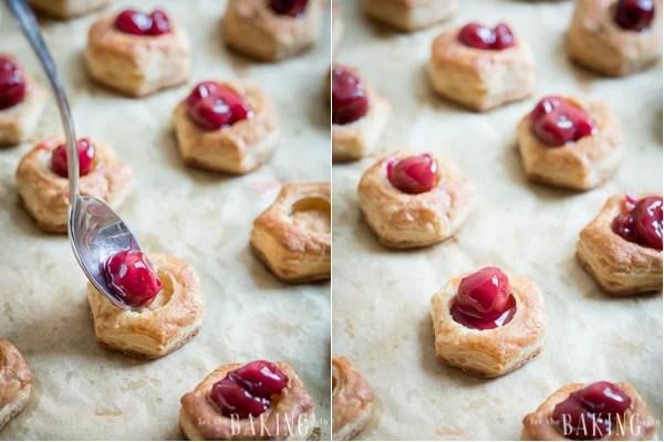 Mini Cherry Pies | Let the Baking Begin!