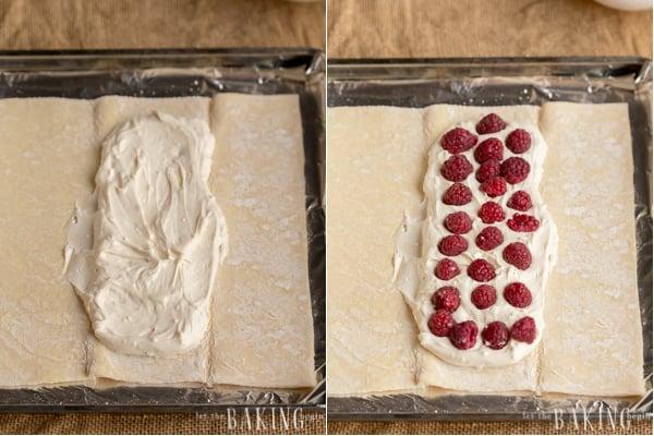 Raspberry Cheesecake Danish   Let the Baking Begin!