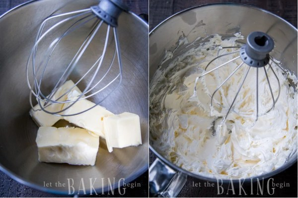 Russian Buttercream - addition of Sweetened Condensed Milk makes this buttercream one of the best tasting buttercreams you will ever have tasted! | By Let the Baking Begin!