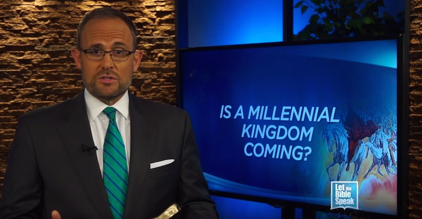 Is A Millennial Kingdom Coming? (The Text) - LET THE BIBLE SPEAK TV with Kevin Presley