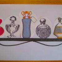 Jar of perfume craft - mary anoints Jesus