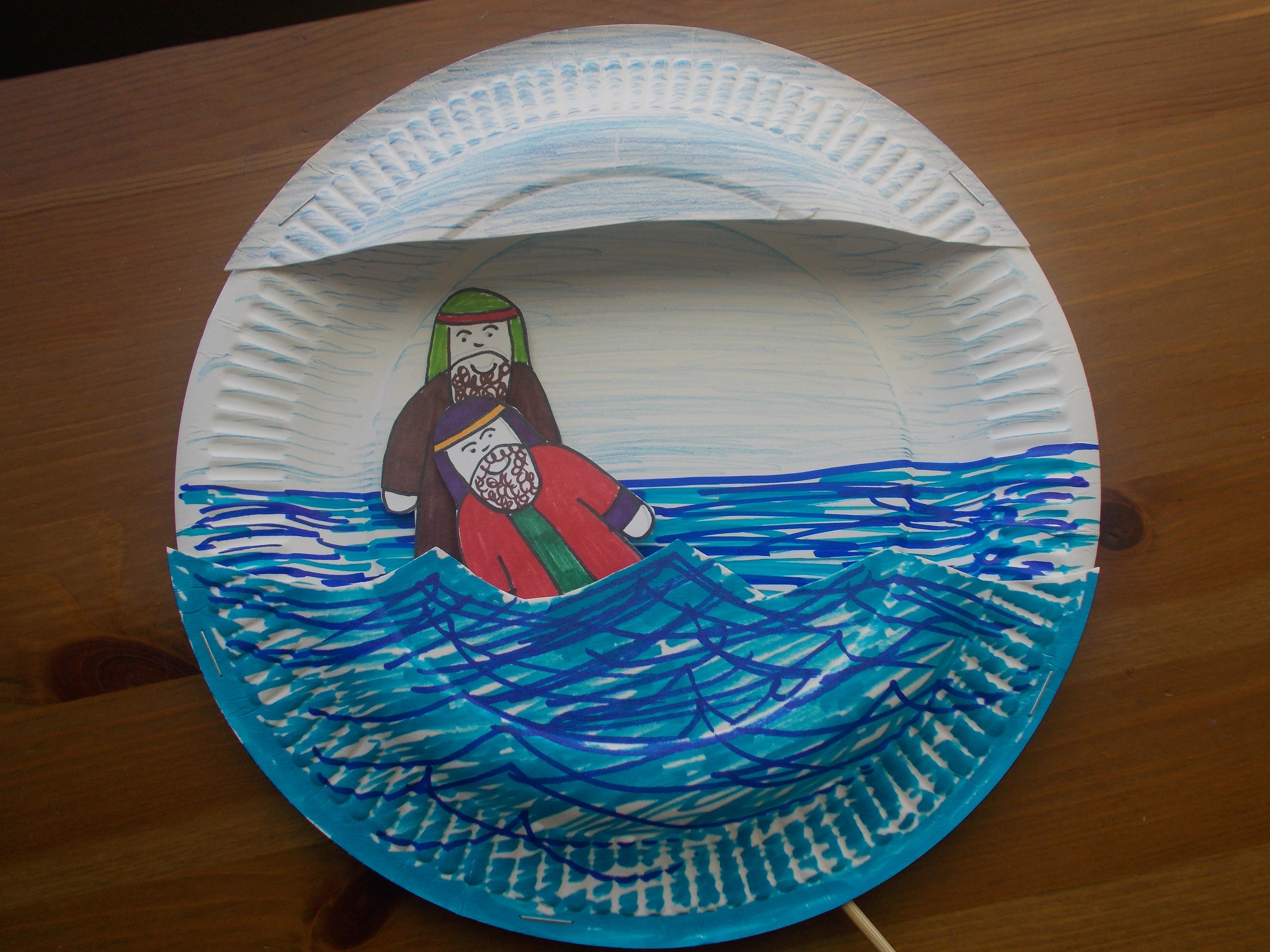 Baptism Craft