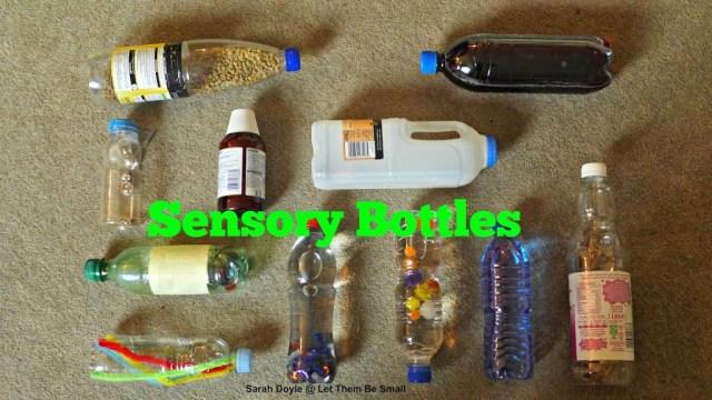 sensory bottles for babies