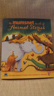 Cover of Mumsnet book of animal stories