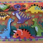 Meliisa & Doug chunky dinosaur puzzle