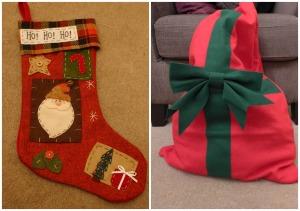 sack and stocking