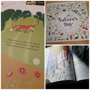 Natures Day Book