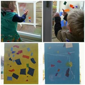 Quick toddler craft