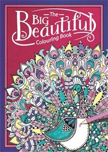 big beautiful colouring book