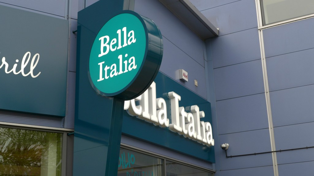 Bella Italia, Didsbury Review