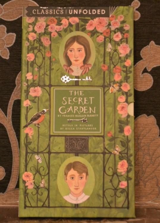 Classics Unfolded The secret garden