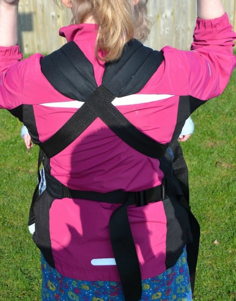 Nova Baby Carrier review