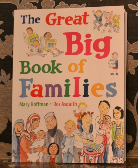 The Great Big Book of Families review