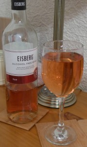 eisberg alcohol free wine review