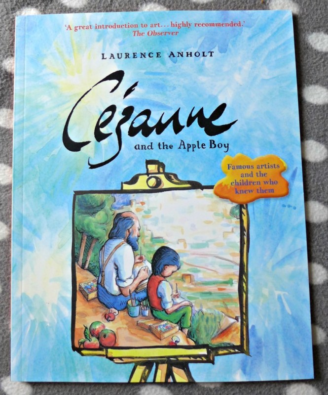 Cezanne and the apple boy review