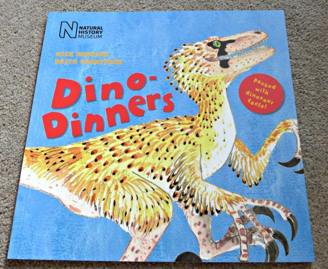 Dino Dinners NHM book