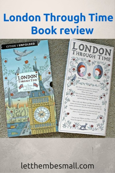 London Through time is a great introduction to the history of London