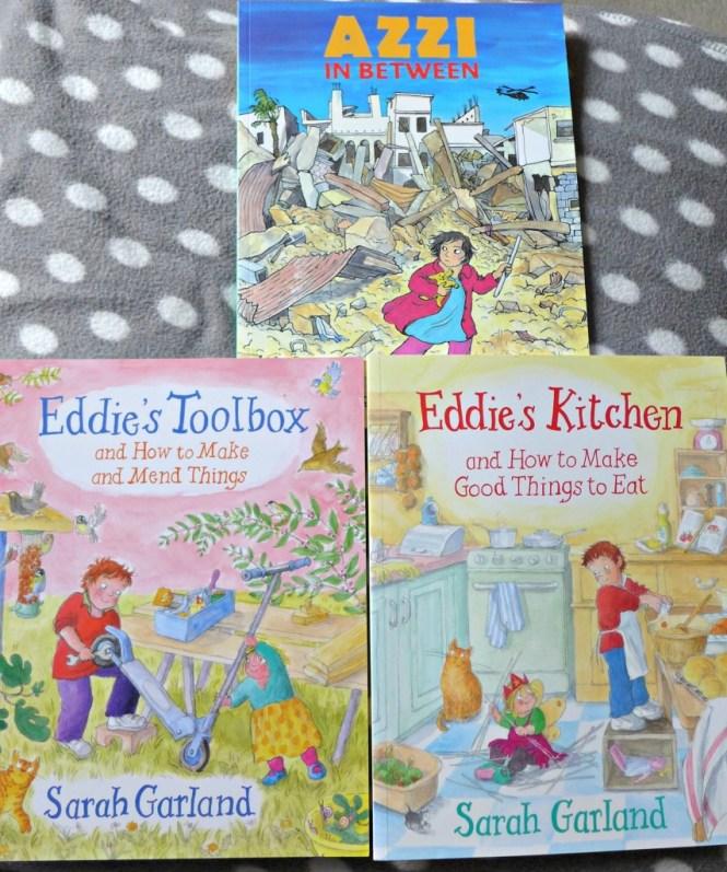 Sarah Garland Books
