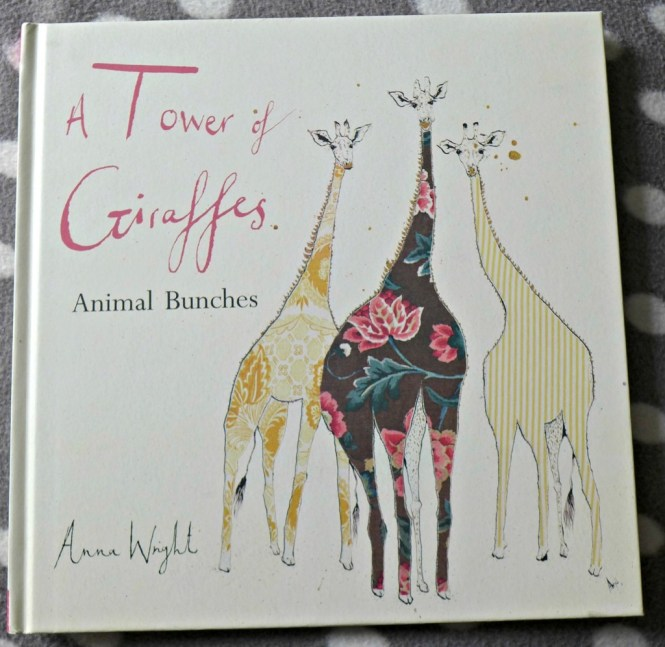 a tower of giraffes book review