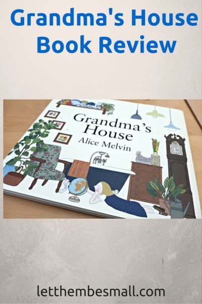 Grandma's House by Alice Melvin is a lovely book - sumptuously illustrated and gorgeous papercuts. Great to form the basis of discussions about children's own grandparents