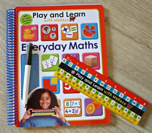 everyday maths priddy book