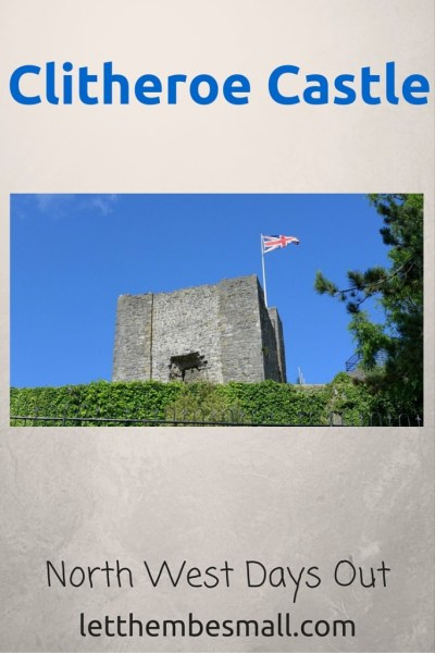 Clitheroe Castle is a great place to visit with children as part of a study unit on castles