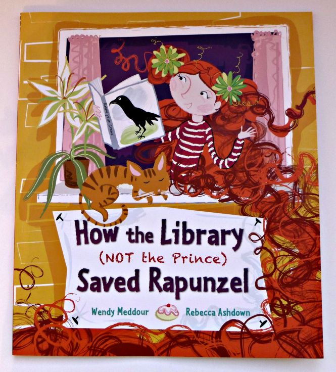How the library saved rapunzel review