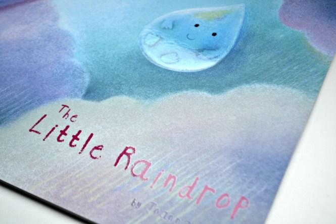 the little raindrop book