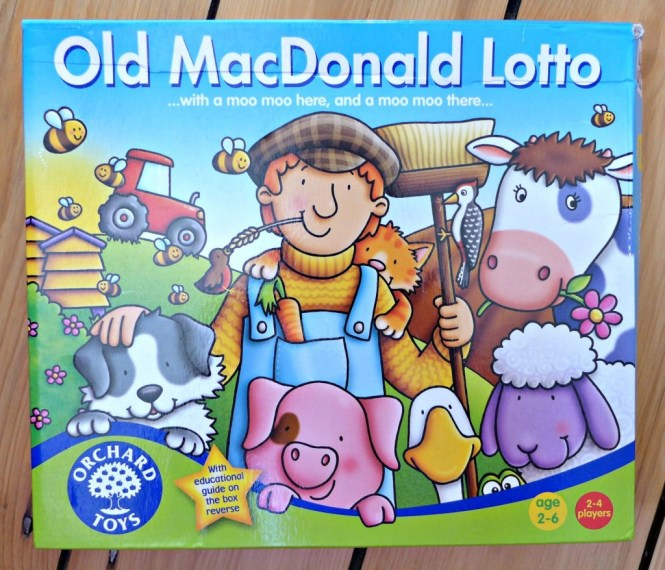 Orchard toys for 3 year old