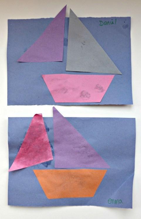 shape activities toddler