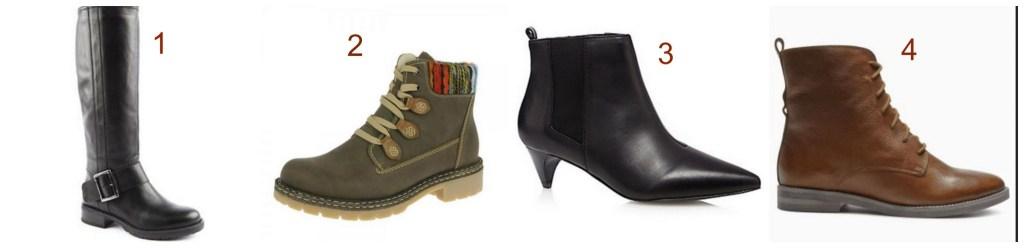 Autumnal Shoes