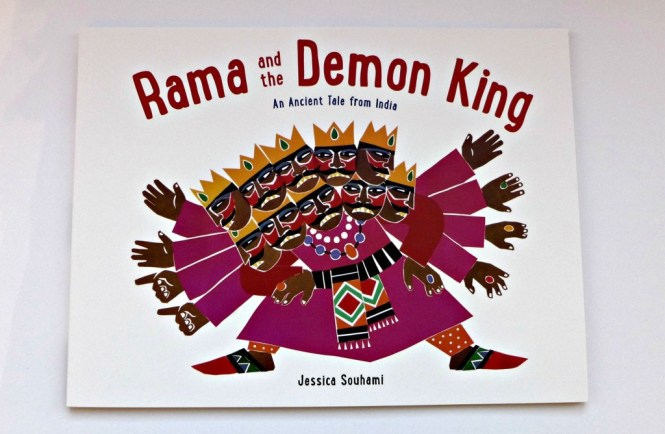 rama and the demon king review