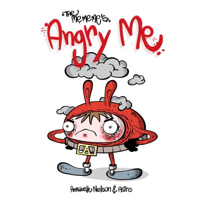 Angry Me book