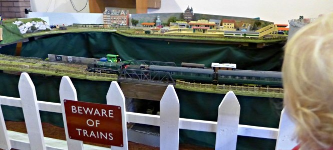 Romiley Methodist Model Railway 2015