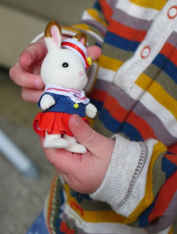 sylvanian familes for toddlers