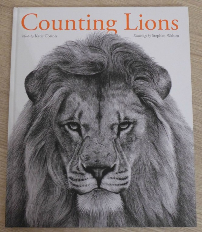 Counting Lions Stephen walton Katie Cotton