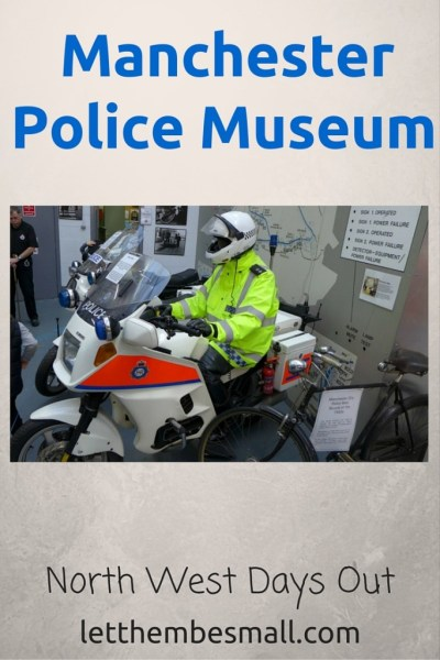 Manchester Police Museum is a good day out - see inside a court, cells and learn about the history of policing