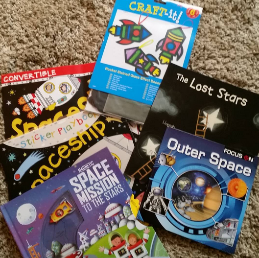 space books for toddlers
