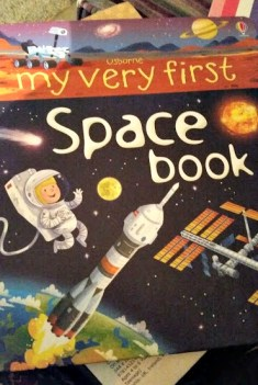 Usborne Space Book