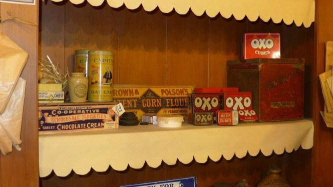 Portland Basin Museum Grocery store