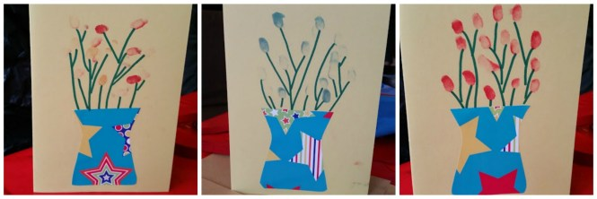 fingerprint thank you card